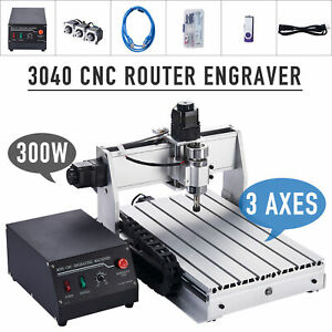 Preenex Cnc Router Engraving Cutting Milling Machine W Usb Port For Wood More