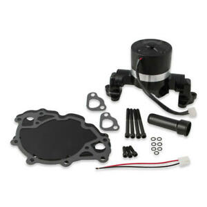 Frostbite Water Pump 22 138 50 Gpm Black Cast Aluminum For Ford 302351w Sbf