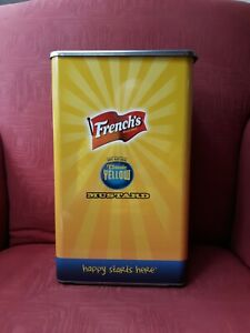 Server Brand Pouched French s Yellow Mustard Pump Dispenser Unused With Box