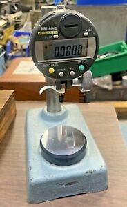 Mitutoyo Dial Comparator Stand 7056 W Digimatic Digital Indicator 543 272