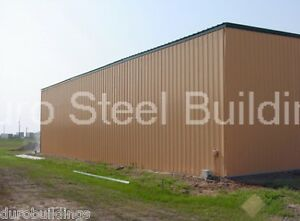 Durobeam Steel 75x140x16 Metal Red Iron Clear Span Building Made To Order Direct