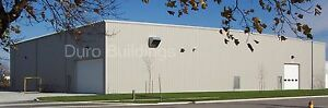 Durobeam Steel 75x150x16 Metal Clear Span Commercial Building Structures Direct