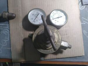Victor Oxy acetylene Regulator Set See Pics For Condition