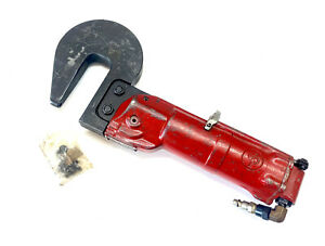 Nice Chicago Pneumatic Cp 0214 fanel c Heavy Duty Rivet Squeezer Aircraft Tool