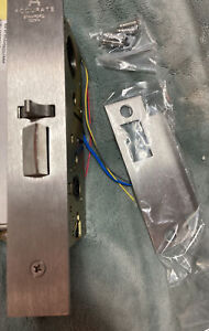 Accurate Hardware M1520m ae 1 8859e Lh Electric Mortise Failsafe Lock Body Used