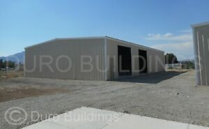 Durobeam Steel 100x200x15 Metal I beam Clear Span Buildings Made To Order Direct