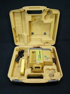 Topcon Rl 60b Rotary Laser Level With Receiver Clamp 97