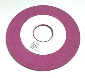 Ruby Profile Grinding Wheel For Weinig Profile Grinders 60mm Bore Top Quality