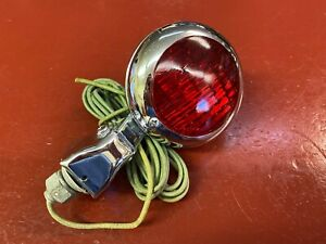 Vintage Us Pioneer 400 Stop Light Accessory Lamp Motorcycle Mopar Gm Ford