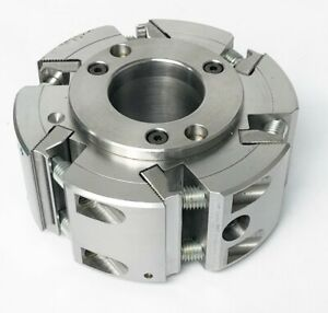 Z6 Serrated Hydro Cutter Heads For Weinig Moulders 150 Dia X 50 Bore In Stock