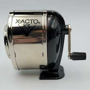 X acto Ks Manual Mountable Pencil Sharpener By Elmers Products
