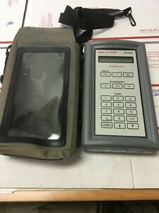 Sencore Sl753d Channelizer With Case Untested No Ac Adapter