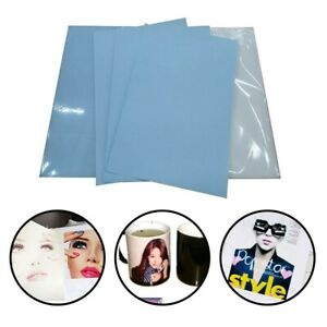 100pcs Transfer Paper A4 Applications Fireproof For T shirt Hot Stamping