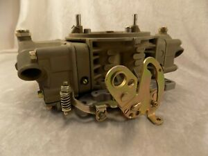 Braswell 830 Cfm Annular Boosters Hp Holley Carburetor Restored Quick Fuel