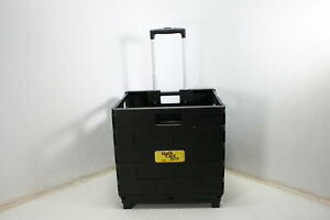 Dbest Products 01 803 Quik Cart Pro Wheeled Rolling Crate Teacher Utility