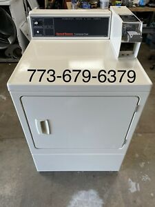Speed Queen Commercial Gas Dryer Coin Operated