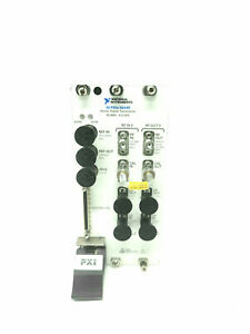 National Instruments Ni Pxie 5644r Reconfigurable Vector Signal Transceiver