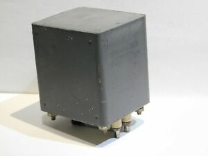 Potted Military Grade Inductor Choke 7hy 200ma Tube Amplifier