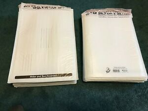Lot Of 26 5 Duck Poly Bubble Mailers New Unused