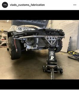 Frs 86 Brz Front Only Custom Dimple Star Bash Bar Used