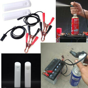 Easy Diy Fuel Injector Car Accessories Flush Cleaner Adapter Kit Tool