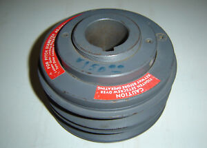 Browning Variable Speed Sheave Pulley 2mvp40b54x