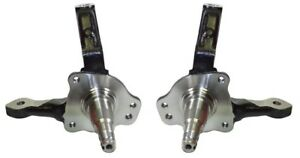 Pair New Street Rod Pinto Spindles Mustang Ii Hot Rod