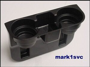Double Cup Cellphone Holder Fits Mazda Mitsubishi Saab Crossfire Bmw Audi Kia