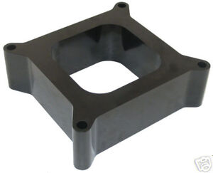 New Sws 2 Plastic 4150 Carb Spacer Open Plenum 410 962