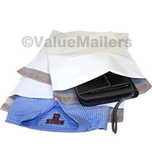 250 24x24 White Poly Mailers Envelopes Bags 24 X 24