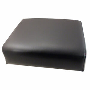 John Deere M Mt Mi 40 320 330 Black Bottom Seat Cushion