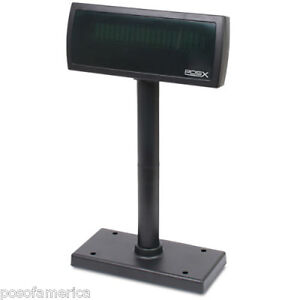 Pos x Xp8200 Customer Pole Display Usb Black New