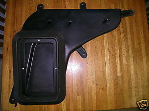 Nos Ford Thunderbird Turbo Coupe Hood Seal And Plenum