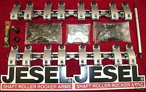 New Jesel 302 351 Sb Ford Shaft Rockers Complete