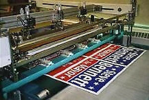 Political Realty 24 x18 jobsite Corrugated Plastic Yard Signs 100 Qty