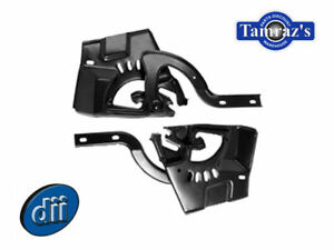 70 74 Challenger Trunk Deck Lid Hinges Pair New