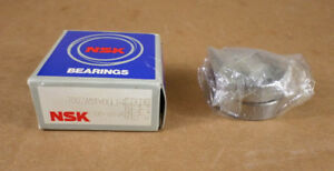 Lot Of 2 Nsk 7002a5tydulp4 Bearings