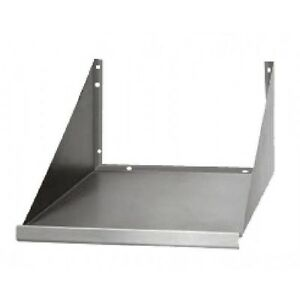 Stainless Steel Microwave Oven Wall Shelf 24 X 18