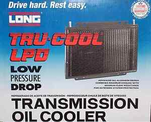 Tru Cool Lpd 4454 Automatic Transmission Oil Cooler By Long Dana Oc 4454 New