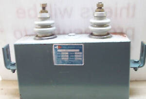 High Energy Corp Non Pcb Pf206 Capacitor 2 3mfd 2 08a