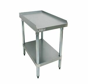 Ace All Stainless Steel Professional Equipment Stand 30 w X 12 5 l Etl Es p3012