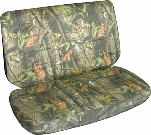 Suzuki Samurai Rear Bench Seat Covers Tree Design Camo