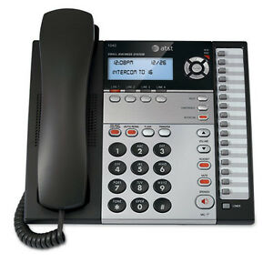 At t 1040 4 Line Phone Multi Line Phone
