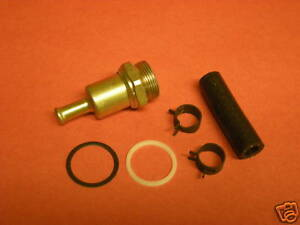 Holley Ford Oe Style Fuel Inlet Filter 302 428 429
