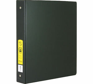 Bazic Wholesale Lot 12 1 1 2 Black Pvc 3 ring Binders School