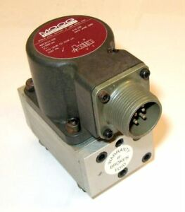 Moog Atchley 211a 630 Servo Valve New W warranty