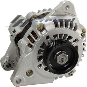 100 New Alternator For Mitsubishi Montero Sport Generator 95 96 97 98 99 100a