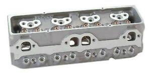 Brodix Track1 Series Small Block Chevy Cylinder Heads 23 1001000a 1008109