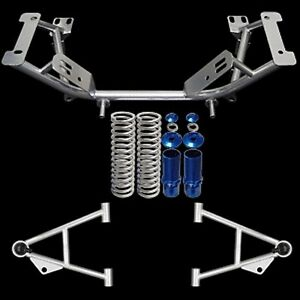 79 93 Ford Mustang Upr Tubular K Member Suspension Kit