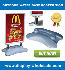 Outdoor Sidewalk Sign Free Print